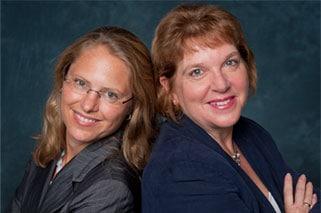 Meet Kathy Cole and Maya Gasuk